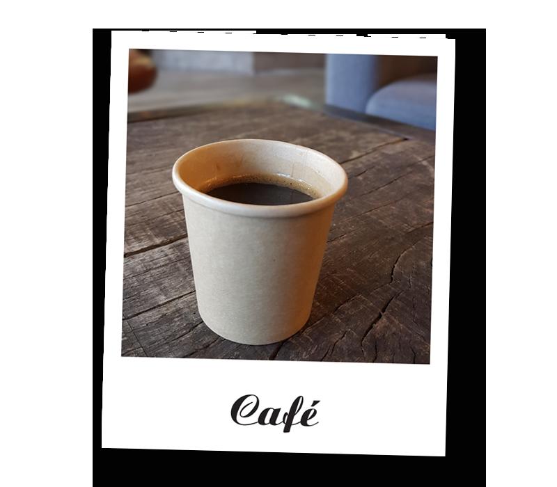 polaroid Café